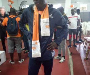 Marathon de Côte d'Ivoire:  Et de 3 pour le Camerounais Justilin Foimi