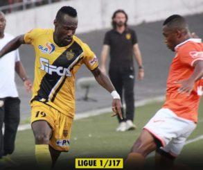 Ligue1(17e journée) : la Soa domine l'Asec Mimosas
