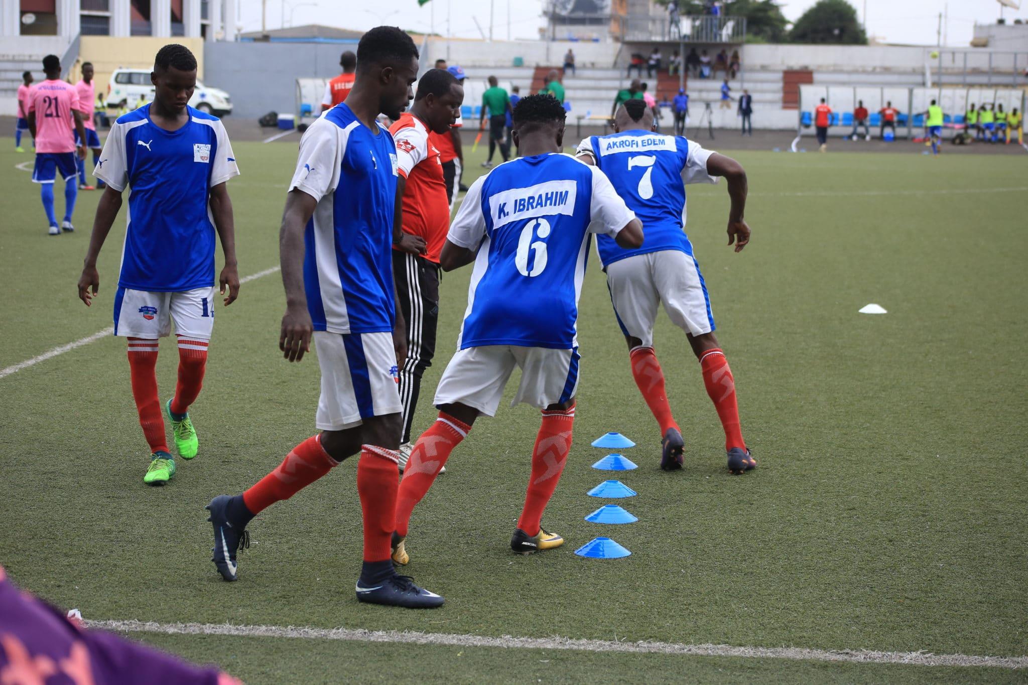 Ligue 1- USC Bassam