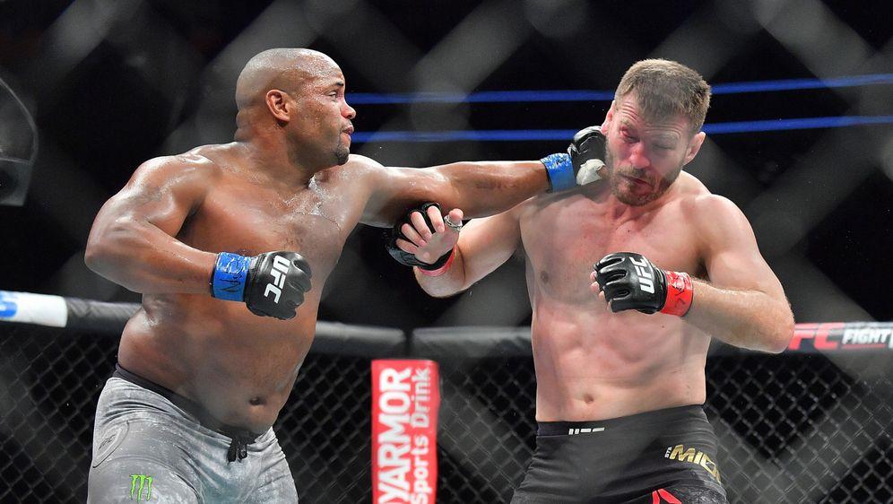 MMA: Cormier et Miocic, un acte III pour en finir à l'UFC