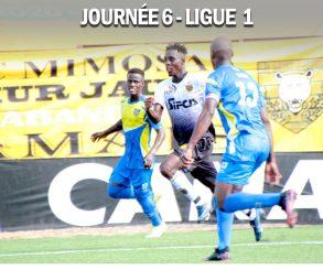 Ligue 1 ivoirienne : résultats et classements à l'issue de la 6e journée