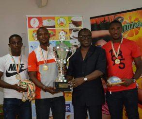 Champion de Côte d'Ivoire, le Red Star était trop fort