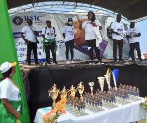 1ère édition du Marathon des Femmes : Mobilisation totale à Cocody