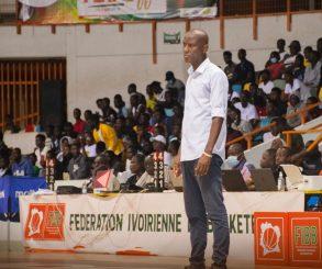 Coulibaly Christian Larry (coach SOA):« On fera tout pour  chercher le titre »