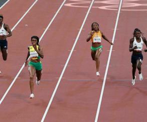 Jo Tokyo 2020 : les premiers mots de Ta Lou Marie Josée après son échec en finale du 200 mètres